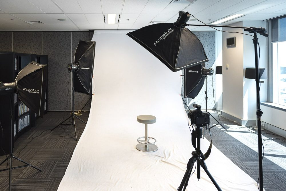 corporate portraits at your business