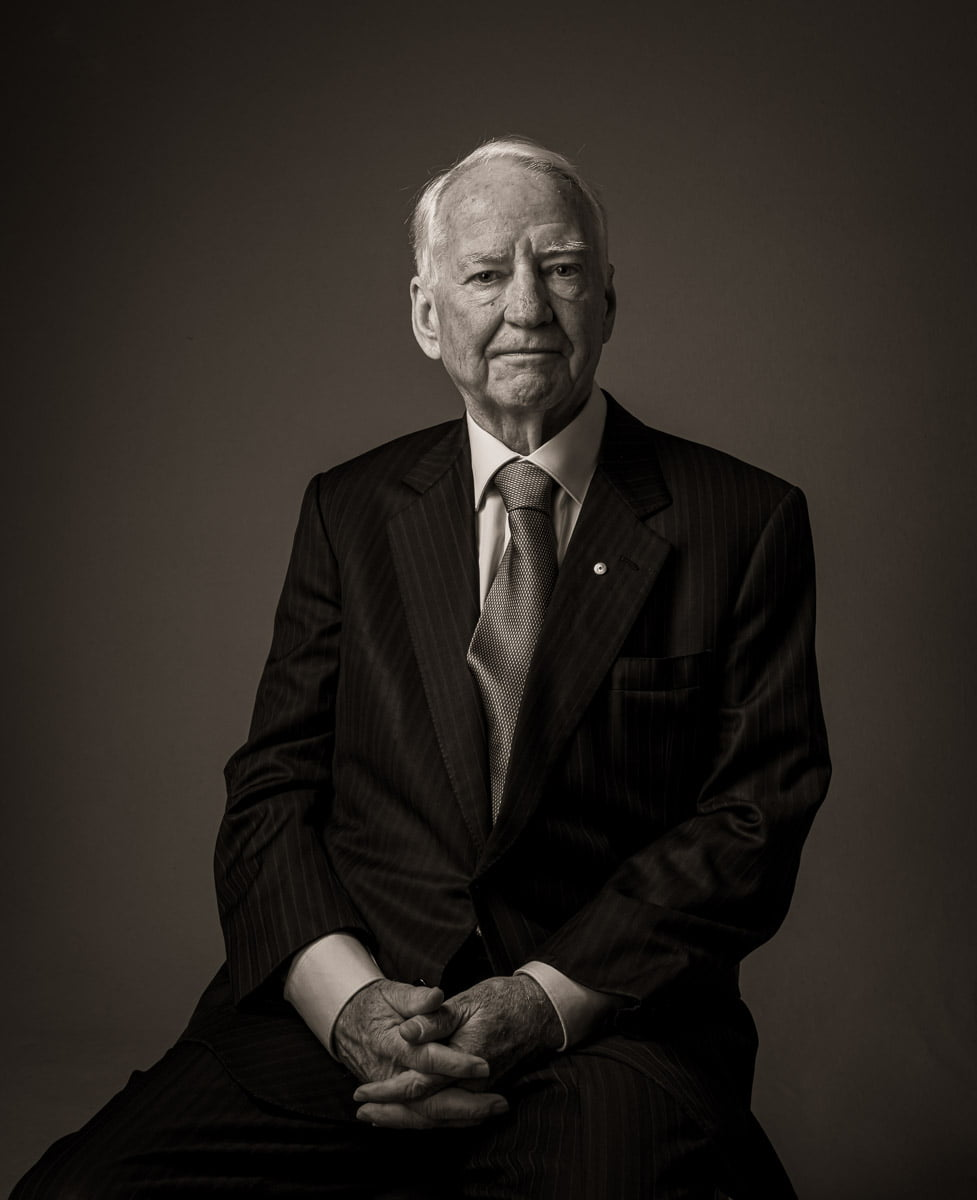The Hon Tony Fitzgerald AC QC Former President of the Queensland Court of Appeal, former judge of the NSW Court of Appeal and the Federal Court of Australia.